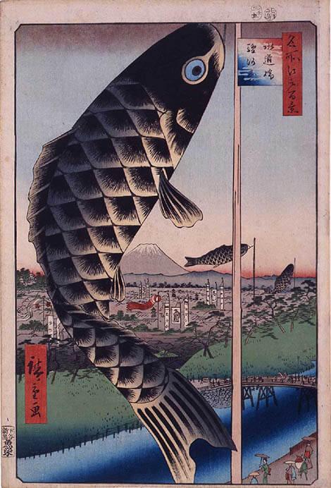 冨嶽三十六景への挑戦 北斎と広重 東京都江戸東京博物館-10