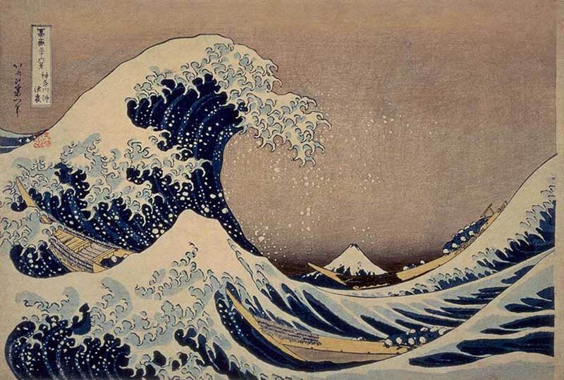冨嶽三十六景への挑戦 北斎と広重 東京都江戸東京博物館-1