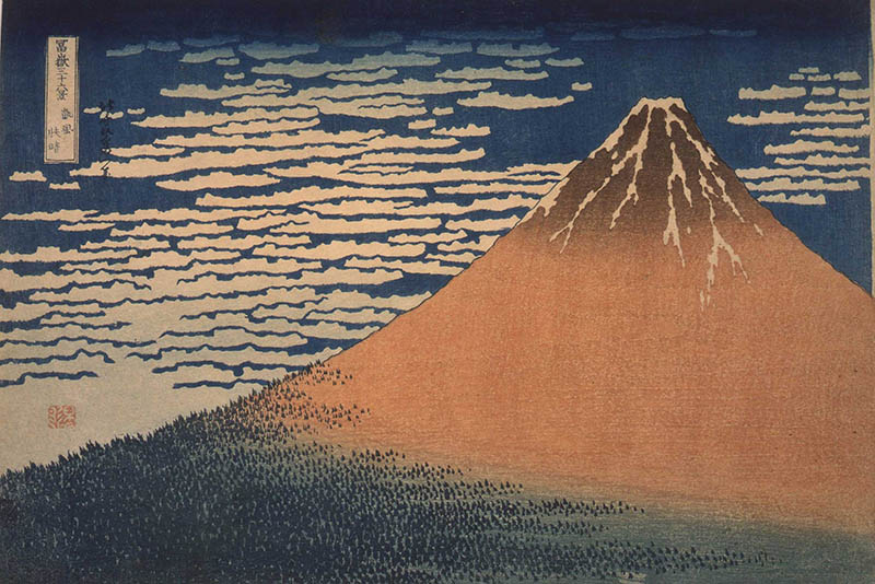 冨嶽三十六景への挑戦 北斎と広重 東京都江戸東京博物館-2