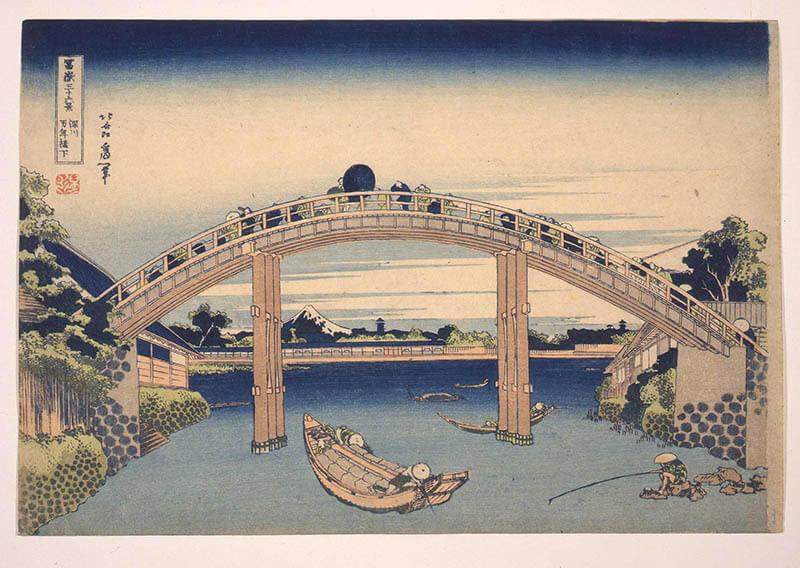 冨嶽三十六景への挑戦 北斎と広重 東京都江戸東京博物館-3