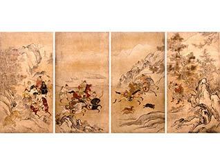 細川・美術館コレクション展 よみがえった名宝―修復された細川コレクション 西洋絵画と日本近代絵画