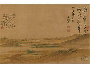栃木における南画の潮流 - 文晁から魯牛まで