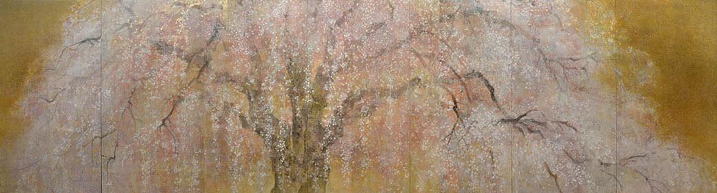 花ごよみ ー横山大観・菱田春草らが咲きほこるー 嵯峨嵐山文華館-13