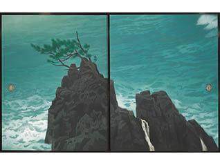特別展「東山魁夷 唐招提寺御影堂障壁画展」