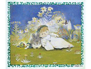 特別企画 「林義雄と鈴木寿雄 子供の夢をえがく童画家たち」