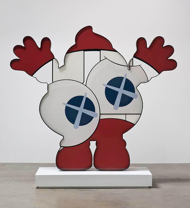 KAWS TOKYO FIRST 森アーツセンターギャラリー-7