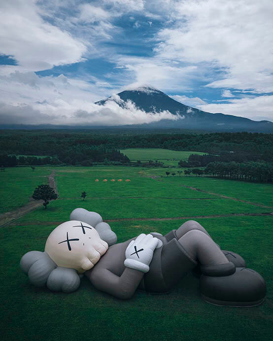 KAWS TOKYO FIRST 森アーツセンターギャラリー-8
