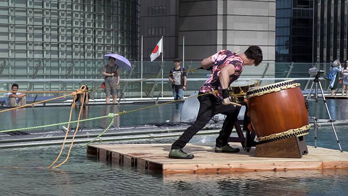 加藤翼 縄張りと島 東京オペラシティ アートギャラリー-3