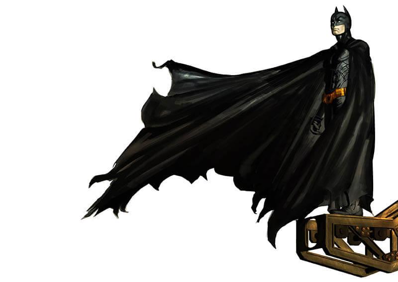 DC展 スーパーヒーローの誕生 六本木ヒルズ展望台 東京シティビュー-1