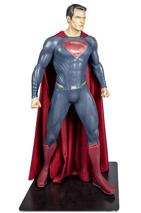 DC展 スーパーヒーローの誕生 六本木ヒルズ展望台 東京シティビュー-3