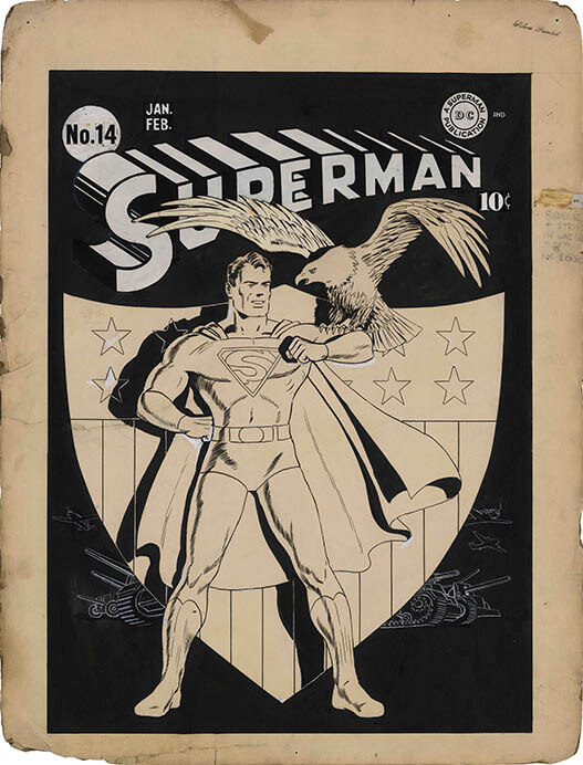 DC展 スーパーヒーローの誕生 六本木ヒルズ展望台 東京シティビュー-6