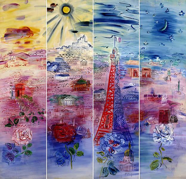 ポーラ美術館コレクション展 甘美なるフランス Bunkamura ザ・ミュージアム-6