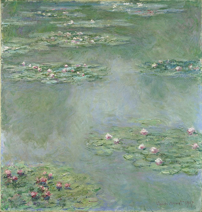 ポーラ美術館コレクション展 甘美なるフランス Bunkamura ザ・ミュージアム-9