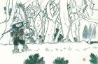 生誕111年 赤羽末吉展 日本美術へのとびら ちひろ美術館・東京-1