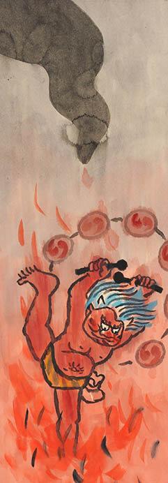 生誕111年 赤羽末吉展 日本美術へのとびら ちひろ美術館・東京-4