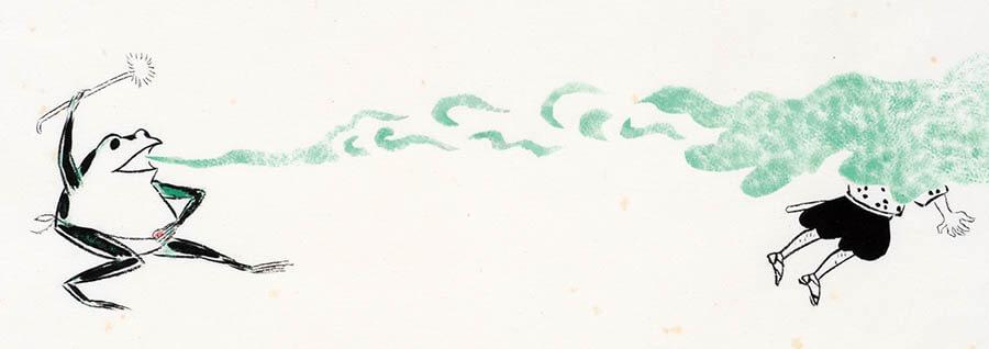 生誕111年 赤羽末吉展 日本美術へのとびら ちひろ美術館・東京-7
