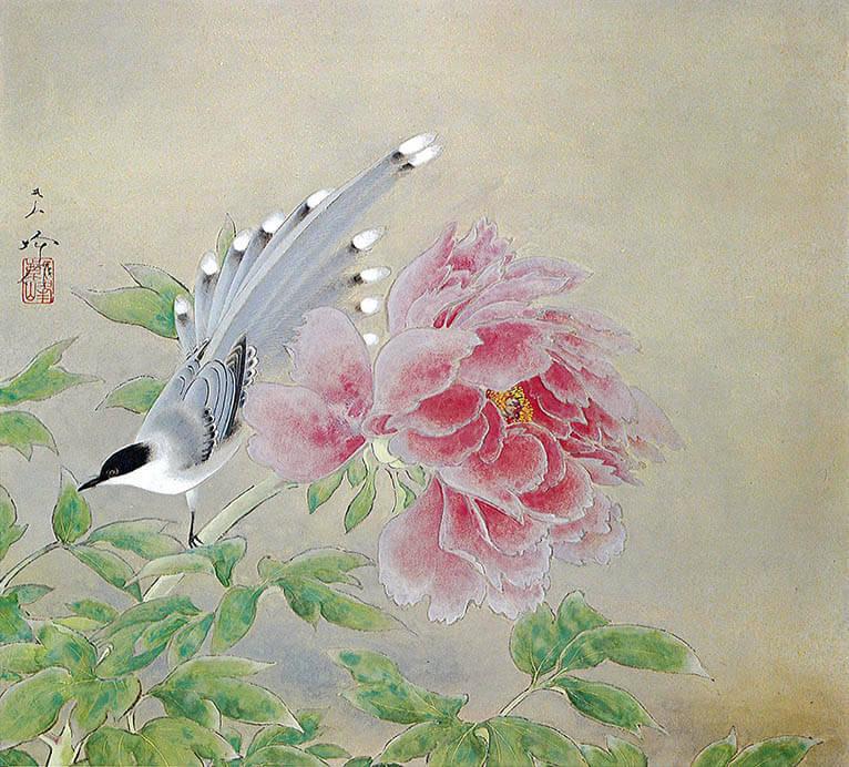 没後50年 榊原紫峰 花鳥の美に魅せられた日本画家 足立美術館-2