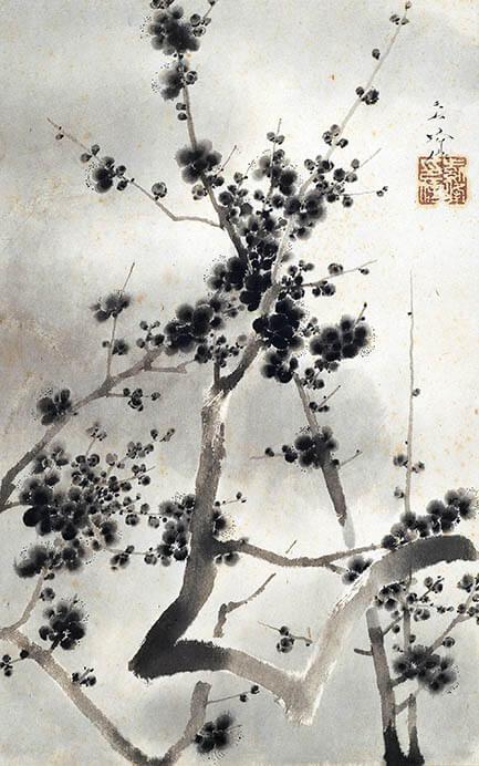 没後50年 榊原紫峰 花鳥の美に魅せられた日本画家 足立美術館-6