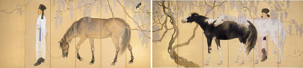 これを知ればもっと楽しくなる 日本画のいろは 足立美術館-1
