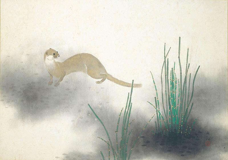 これを知ればもっと楽しくなる 日本画のいろは 足立美術館-4