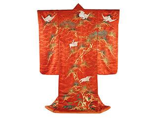 寿(ことほ)ぎのきもの ジャパニーズ・ウェディング―日本の婚礼衣裳―