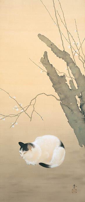 足立美術館展 横山大観、竹内栖鳳、華やかなる名品たち 宮城県美術館-6