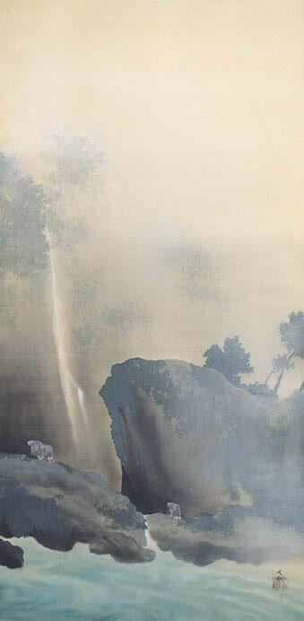足立美術館展 横山大観、竹内栖鳳、華やかなる名品たち 宮城県美術館-7