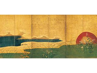 企画展  花を愛で、月を望む  −日本の自然と美−