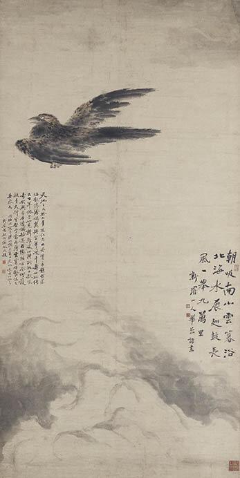 特別展「揚州八怪」 大阪市立美術館-4