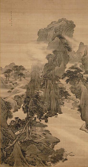 特別展「揚州八怪」 大阪市立美術館-11