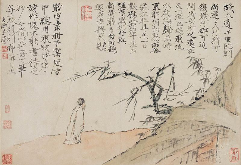 特別展「揚州八怪」 大阪市立美術館-10