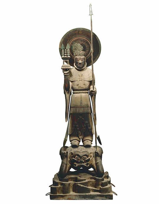 聖徳太子1400年遠忌記念 特別展「聖徳太子と法隆寺」 東京国立博物館-14