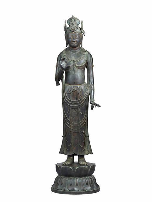 聖徳太子1400年遠忌記念 特別展「聖徳太子と法隆寺」 東京国立博物館-9