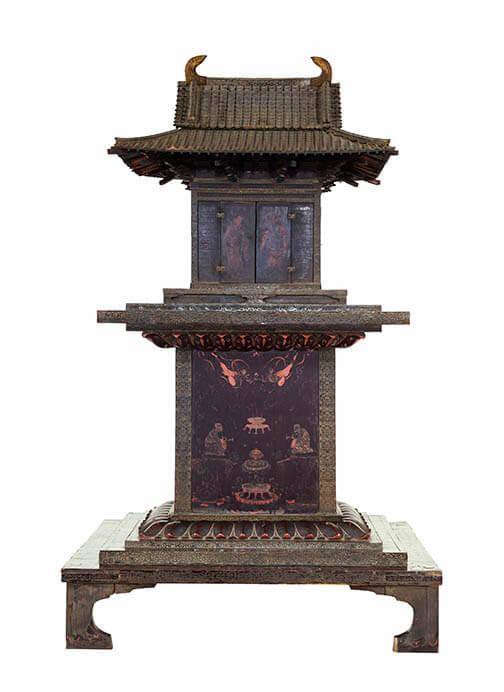 聖徳太子1400年遠忌記念 特別展「聖徳太子と法隆寺」 東京国立博物館-15