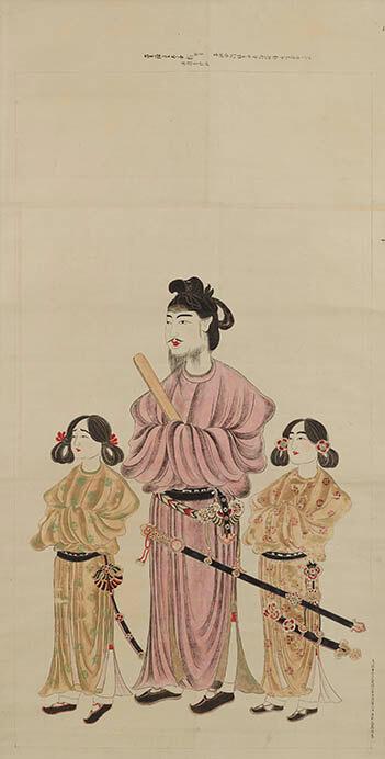 聖徳太子1400年遠忌記念 特別展「聖徳太子と法隆寺」 東京国立博物館-3