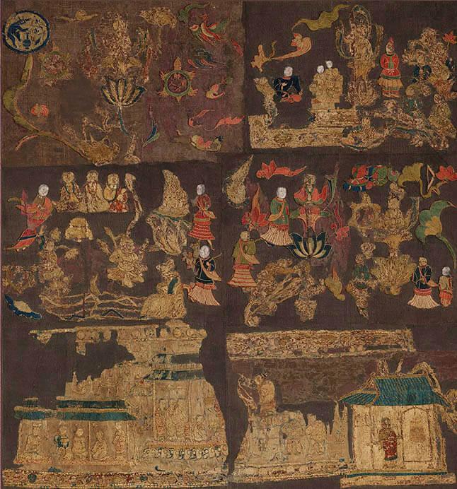 聖徳太子1400年遠忌記念 特別展「聖徳太子と法隆寺」 東京国立博物館-6