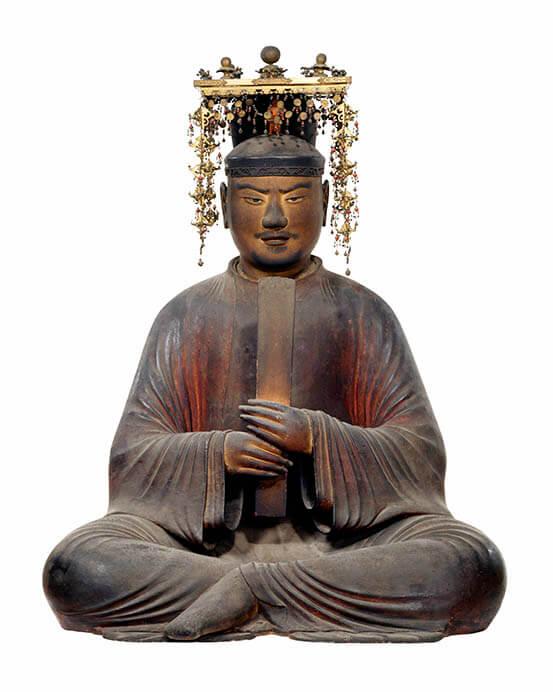聖徳太子1400年遠忌記念 特別展「聖徳太子と法隆寺」 東京国立博物館-1