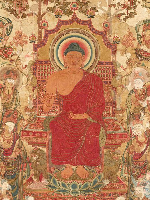 特別展 奈良博三昧-至高の仏教美術コレクション- 奈良国立博物館-1
