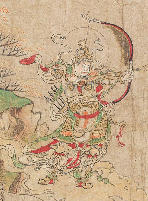 特別展 奈良博三昧-至高の仏教美術コレクション- 奈良国立博物館-3