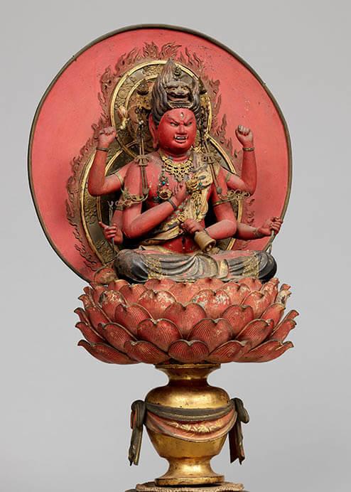 特別展 奈良博三昧-至高の仏教美術コレクション- 奈良国立博物館-4