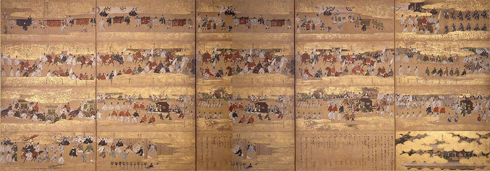 三井記念美術館コレクション名品展 自然が彩る かたちとこころ -絵画・茶道具・調度品・能装束など- 三井記念美術館-10