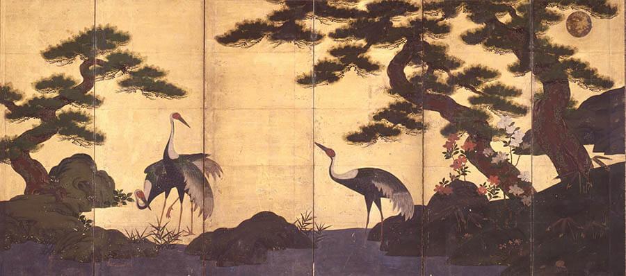 三井記念美術館コレクション名品展 自然が彩る かたちとこころ -絵画・茶道具・調度品・能装束など- 三井記念美術館-2