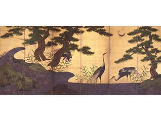 三井記念美術館コレクション名品展 自然が彩る かたちとこころ -絵画・茶道具・調度品・能装束など-