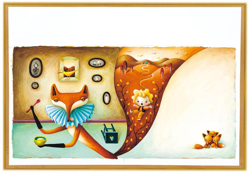 ブラチスラバ世界絵本原画展 こんにちは(Ahoj)!チェコとスロバキアの新しい絵本 茅ヶ崎市美術館-1