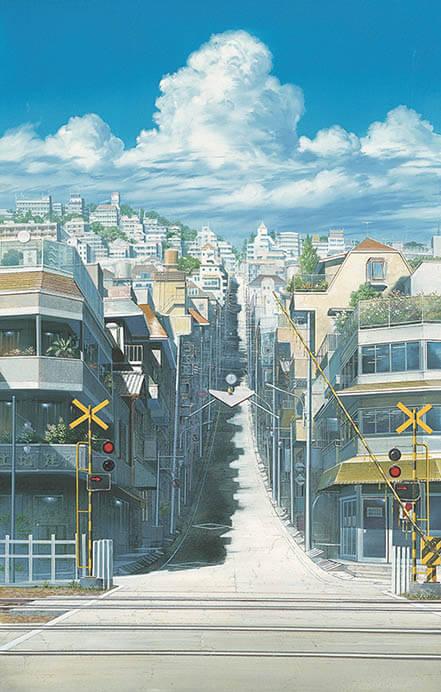 「五島百景」完成記念 山本二三展 the BEST 長崎県美術館-2