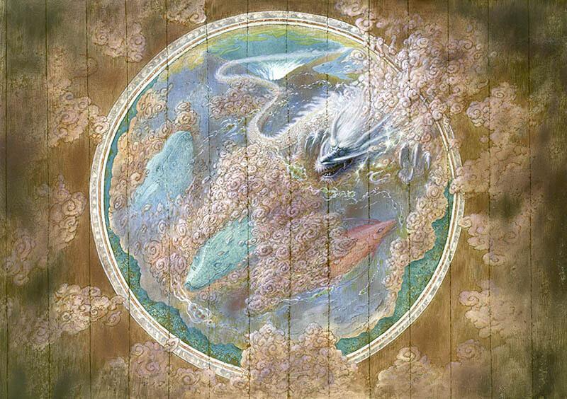「五島百景」完成記念 山本二三展 the BEST 長崎県美術館-6