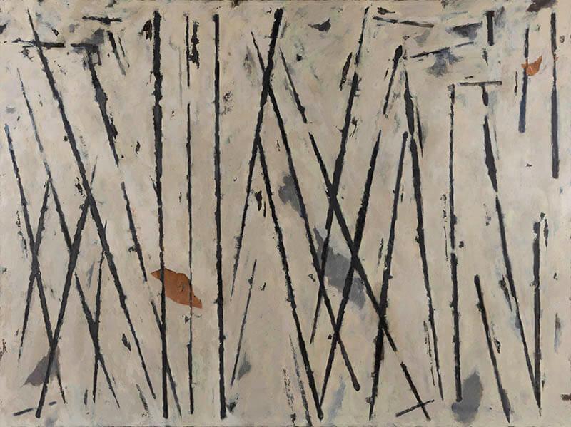 九州洋画Ⅱ:大地の力–Black Spirits 久留米市美術館-9