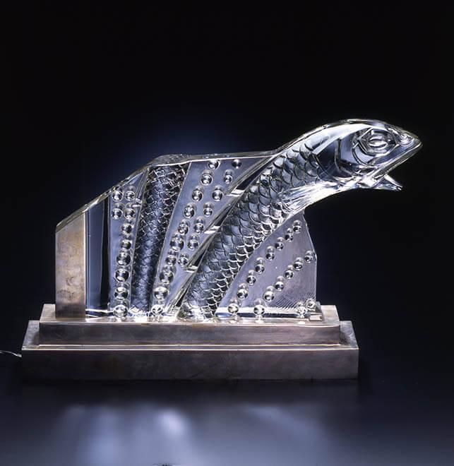 ルネ・ラリックの 水のかたち 箱根ラリック美術館-4