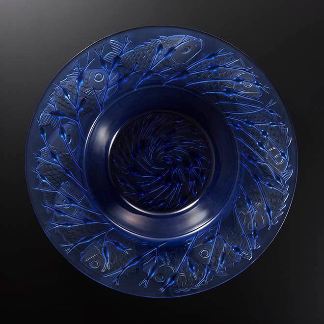 ルネ・ラリックの 水のかたち 箱根ラリック美術館-5