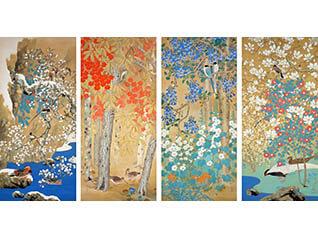【開館55周年記念特別展】 百花繚乱 ―華麗なる花の世界―